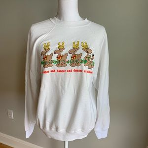 Vintage holiday/ugly Christmas sweater sweatshirt